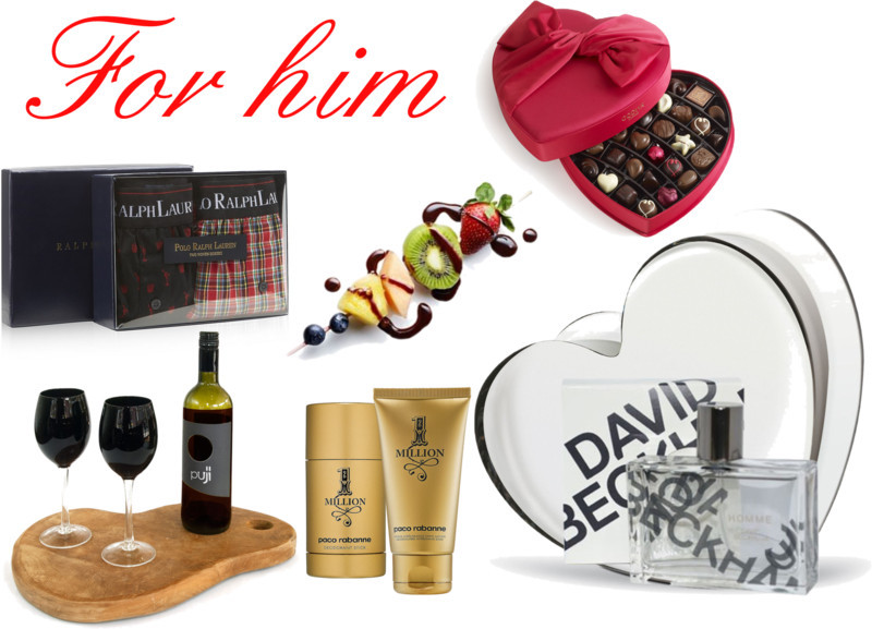 VALENTINES DAY - FOR HIM